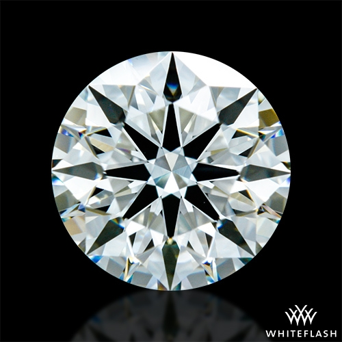 1.198 ct I VS1 A CUT ABOVE® Hearts and Arrows Super Ideal Round Cut Loose Diamond