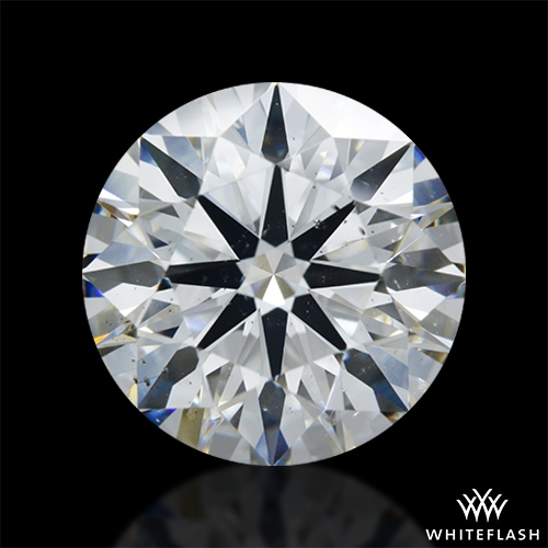 3.51 ct H SI1 Expert Selection Round Cut Loose Diamond
