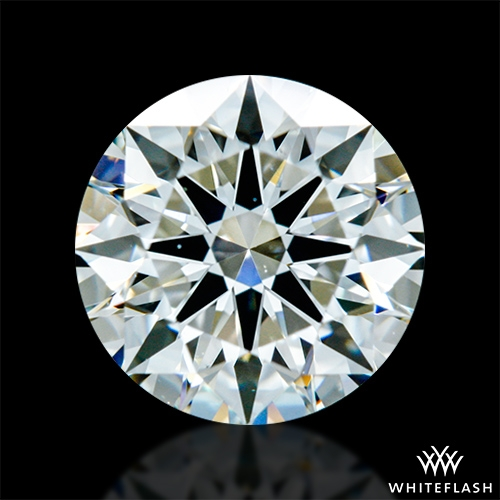 0.91 ct J VS2 Expert Selection Round Cut Loose Diamond