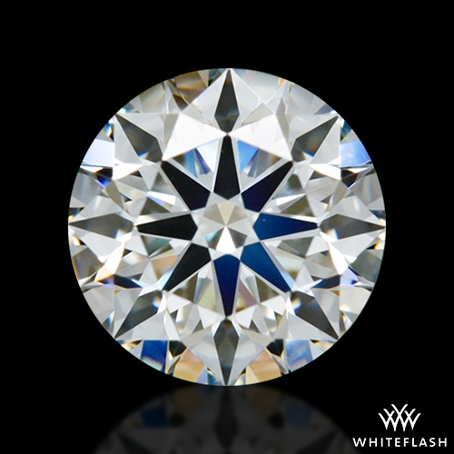 0.90 ct H VS1 Premium Select Round Cut Loose Diamond