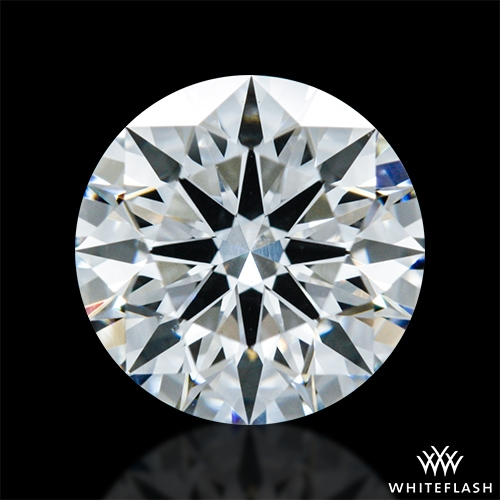0.92 ct F VS2 A CUT ABOVE® Hearts and Arrows Super Ideal Round Cut Loose Diamond