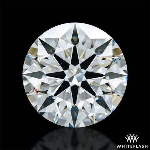 2.054 ct J VS2 A CUT ABOVE® Hearts and Arrows Super Ideal Round Cut Loose Diamond