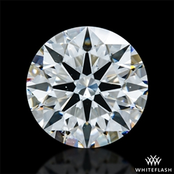 2.045 ct F VS2 A CUT ABOVE® Hearts and Arrows Super Ideal Round Cut Loose Diamond
