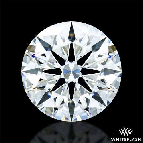 1.035 ct F VS1 A CUT ABOVE® Hearts and Arrows Super Ideal Round Cut Loose Diamond
