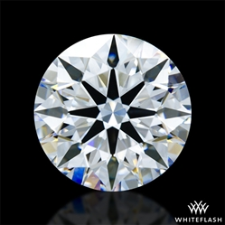 1.538 ct D IF A CUT ABOVE® Hearts and Arrows Super Ideal Round Cut Loose Diamond
