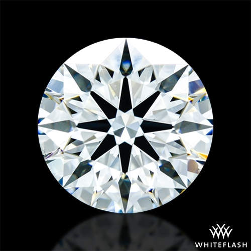 1.436 ct I VS2 A CUT ABOVE® Hearts and Arrows Super Ideal Round Cut Loose Diamond
