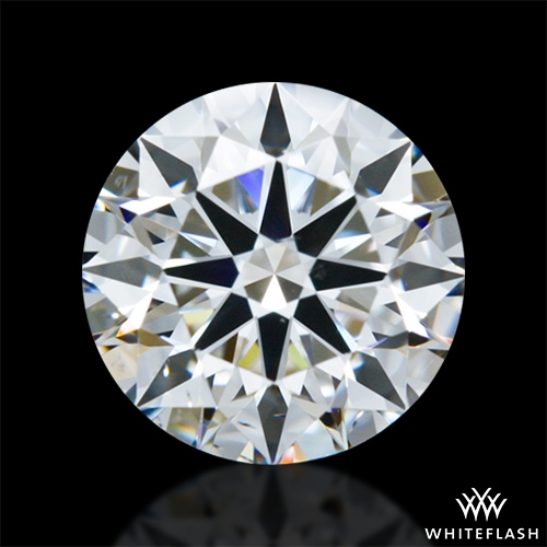 0.97 ct F VS2 Expert Selection Round Cut Loose Diamond