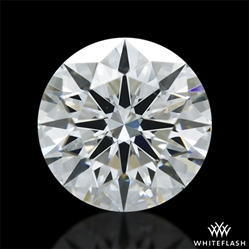 0.74 ct F SI1 Premium Select Round Cut Loose Diamond