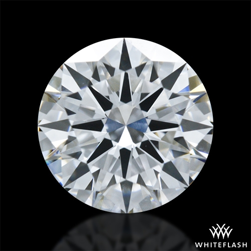 0.88 ct D VVS2 Premium Select Round Cut Loose Diamond
