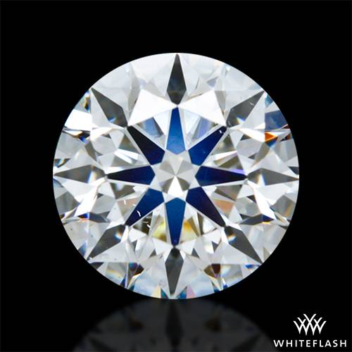 0.90 ct F SI1 Premium Select Round Cut Loose Diamond