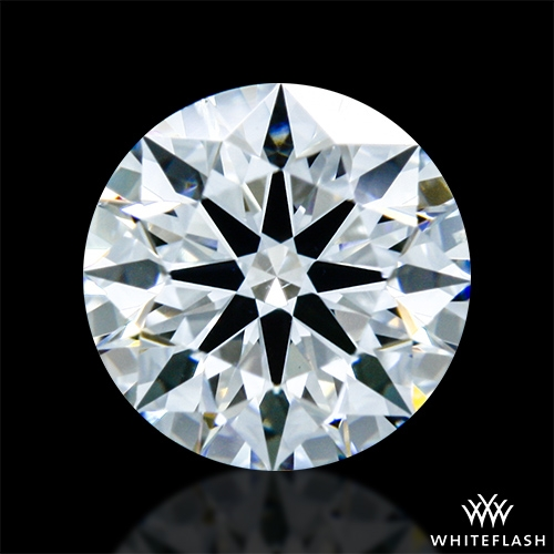 0.62 ct F SI1 Premium Select Round Cut Loose Diamond