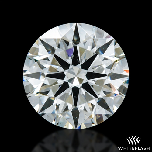 0.82 ct J VS2 Expert Selection Round Cut Loose Diamond
