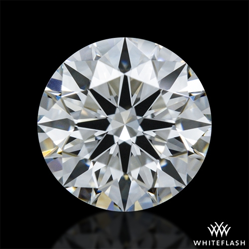 0.597 ct G VVS2 A CUT ABOVE® Hearts and Arrows Super Ideal Round Cut Loose Diamond