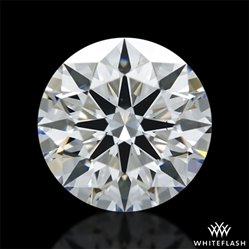 1.022 ct F VS2 A CUT ABOVE® Hearts and Arrows Super Ideal Round Cut Loose Diamond