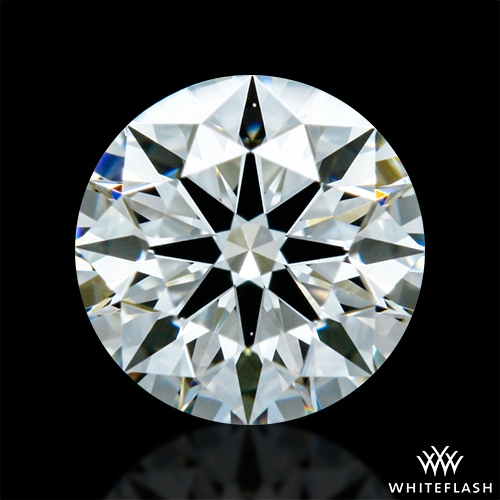 0.304 ct I VS1 A CUT ABOVE® Hearts and Arrows Super Ideal Round Cut Loose Diamond