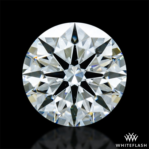0.631 ct G VS2 A CUT ABOVE® Hearts and Arrows Super Ideal Round Cut Loose Diamond
