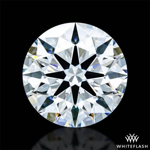 1.62 ct D VVS2 A CUT ABOVE® Hearts and Arrows Super Ideal Round Cut Loose Diamond