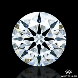 1.62 ct D VVS2 A CUT ABOVE® Hearts and Arrows Super Ideal Round Cut Loose Diamond