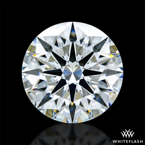 2.064 ct D IF A CUT ABOVE® Hearts and Arrows Super Ideal Round Cut Loose Diamond