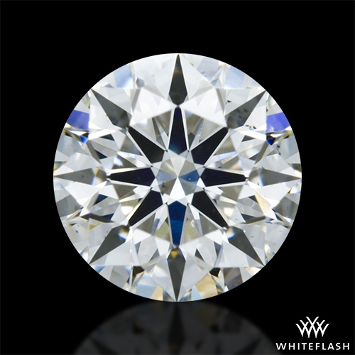 0.753 ct H SI1 Expert Selection Round Cut Loose Diamond