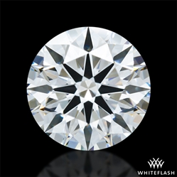 0.913 ct F VS1 A CUT ABOVE® Hearts and Arrows Super Ideal Round Cut Loose Diamond