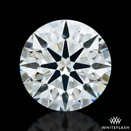 1.013 ct I VS1 A CUT ABOVE® Hearts and Arrows Super Ideal Round Cut Loose Diamond