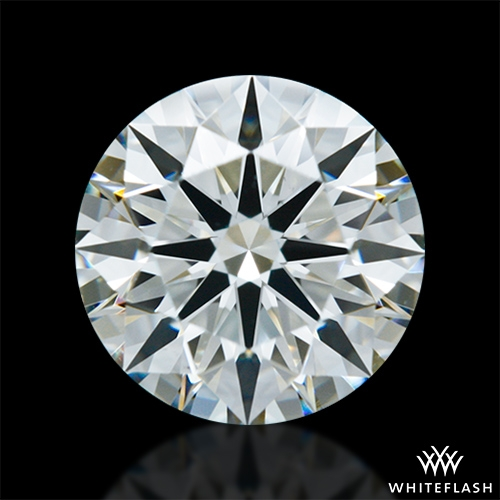 1.132 ct I VS1 A CUT ABOVE® Hearts and Arrows Super Ideal Round Cut Loose Diamond