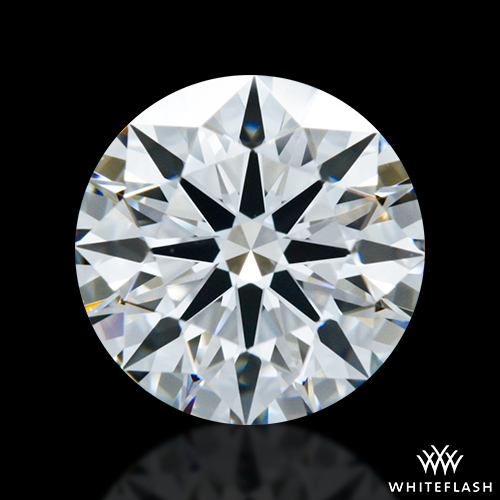 1.057 ct G VVS1 A CUT ABOVE® Hearts and Arrows Super Ideal Round Cut Loose Diamond