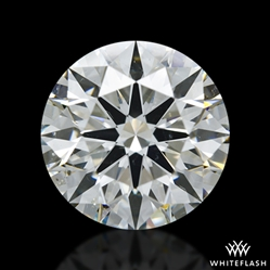 1.713 ct I SI1 A CUT ABOVE® Hearts and Arrows Super Ideal Round Cut Loose Diamond