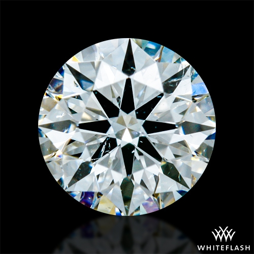 0.432 ct F SI1 Expert Selection Round Cut Loose Diamond