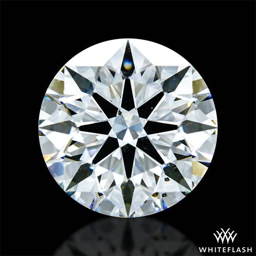2.043 ct G SI1 A CUT ABOVE® Hearts and Arrows Super Ideal Round Cut Loose Diamond