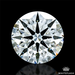 2.114 ct I SI1 A CUT ABOVE® Hearts and Arrows Super Ideal Round Cut Loose Diamond