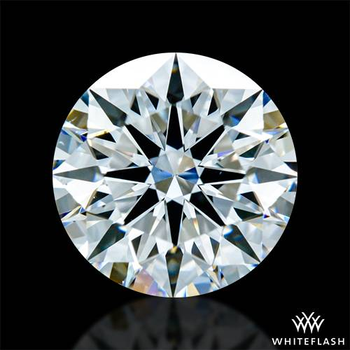 1.302 ct D VS2 A CUT ABOVE® Hearts and Arrows Super Ideal Round Cut Loose Diamond