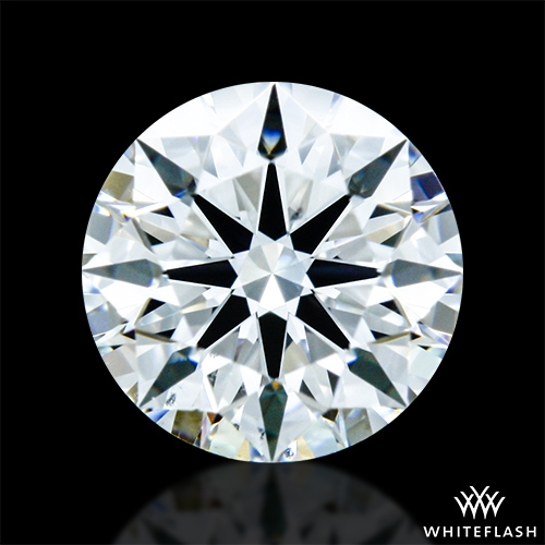 0.406 ct H VS2 Expert Selection Round Cut Loose Diamond