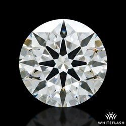 1.221 ct I VS2 A CUT ABOVE® Hearts and Arrows Super Ideal Round Cut Loose Diamond