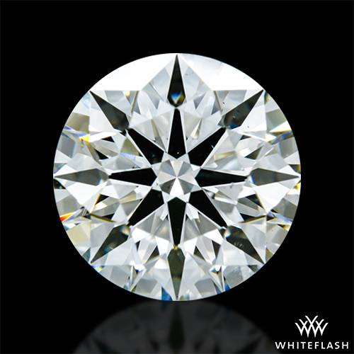 1.844 ct J VS2 A CUT ABOVE® Hearts and Arrows Super Ideal Round Cut Loose Diamond