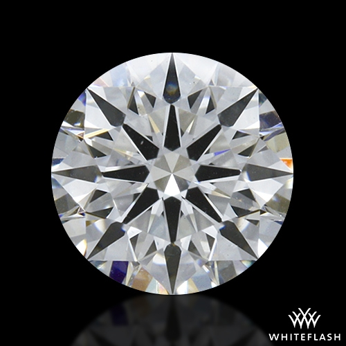 0.562 ct G VS2 A CUT ABOVE® Hearts and Arrows Super Ideal Round Cut Loose Diamond