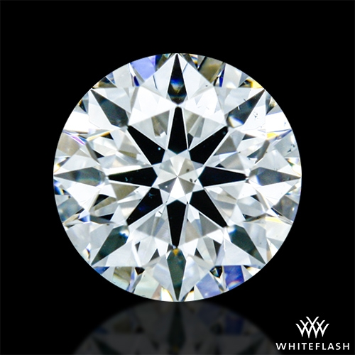 0.547 ct F VVS2 Expert Selection Round Cut Loose Diamond