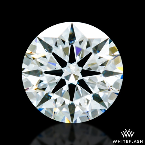 0.341 ct F SI1 Expert Selection Round Cut Loose Diamond