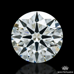 1.02 ct J VS2 A CUT ABOVE® Hearts and Arrows Super Ideal Round Cut Loose Diamond