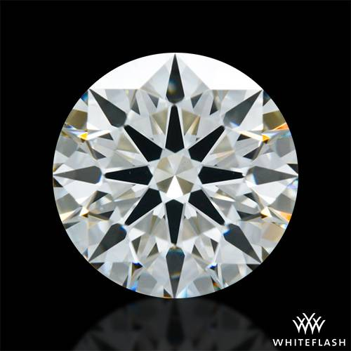1.07 ct J VS1 A CUT ABOVE® Hearts and Arrows Super Ideal Round Cut Loose Diamond