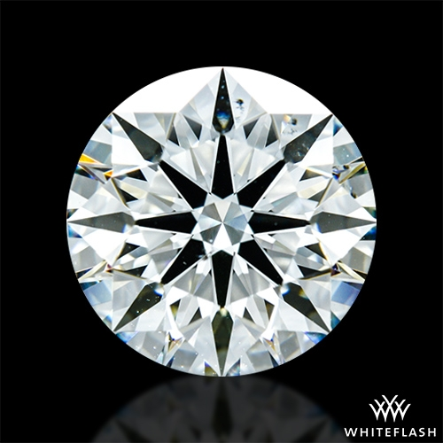 2.127 ct K VS2 A CUT ABOVE® Hearts and Arrows Super Ideal Round Cut Loose Diamond