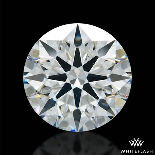 0.962 ct H SI1 Expert Selection Round Cut Loose Diamond