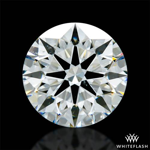2.214 ct I VS2 A CUT ABOVE® Hearts and Arrows Super Ideal Round Cut Loose Diamond