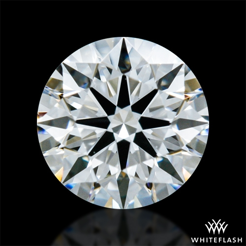 0.328 ct G VS1 A CUT ABOVE® Hearts and Arrows Super Ideal Round Cut Loose Diamond