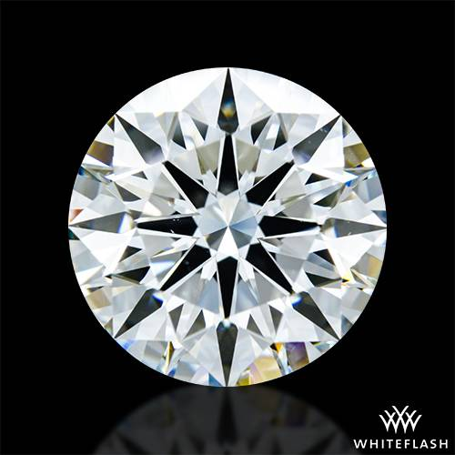 4.452 ct I VS2 A CUT ABOVE® Hearts and Arrows Super Ideal Round Cut Loose Diamond