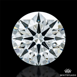 1.088 ct I SI1 A CUT ABOVE® Hearts and Arrows Super Ideal Round Cut Loose Diamond