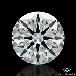 0.732 ct F VS2 A CUT ABOVE® Hearts and Arrows Super Ideal Round Cut Loose Diamond