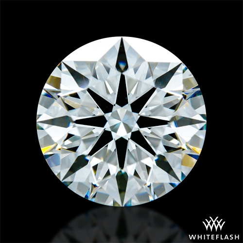 1.30 ct H VS1 A CUT ABOVE® Hearts and Arrows Super Ideal Round Cut Loose Diamond