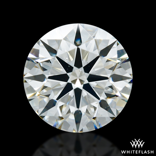 2.222 ct I VS2 A CUT ABOVE® Hearts and Arrows Super Ideal Round Cut Loose Diamond